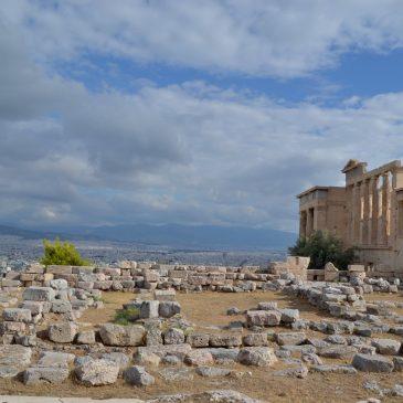 Une journée à Athènes