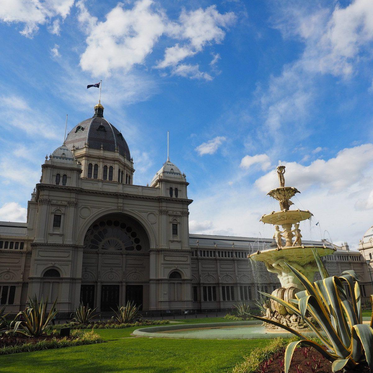 Royal Exibition Center (1880)